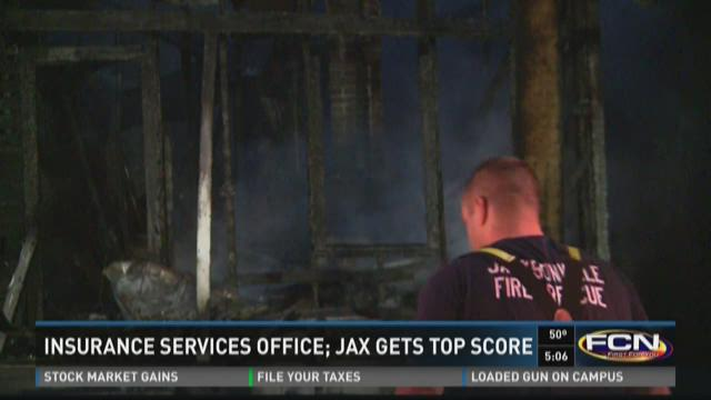 Insurance Services Offices Jacksonville gets top score
