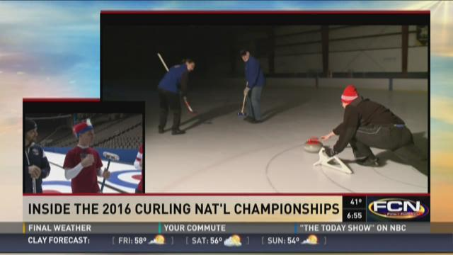 2016 Curling National Championships come to Jacksonville