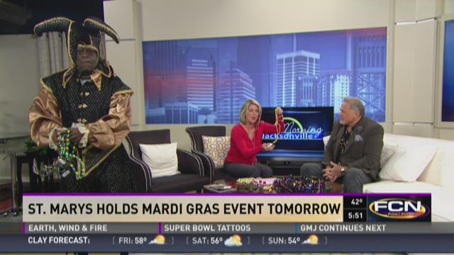 St. Marys holds Mardi Gras event Saturday