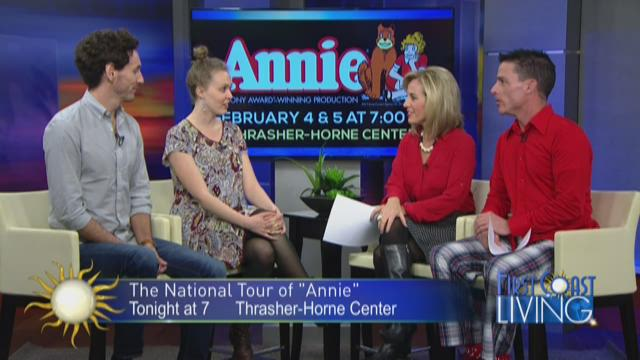 FCL Friday February 5th: National Tour of 'Annie'