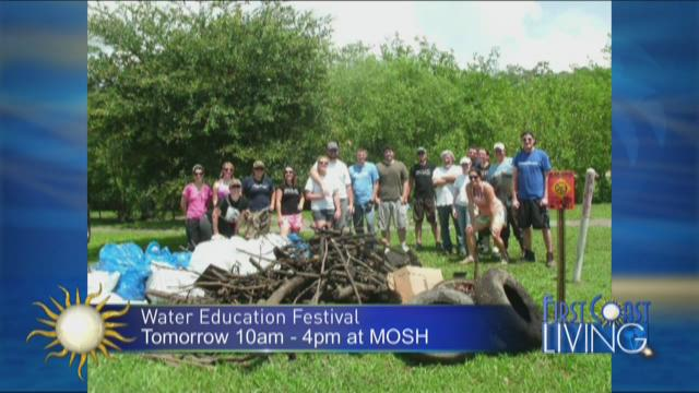 FCL Friday February 5th: Water Education Festival