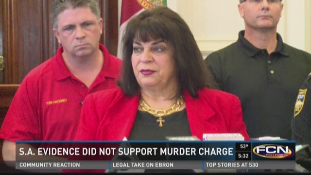S.A. evidence did not support murder charge