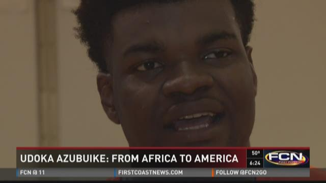 Udoka Azubuike: From Africa to America