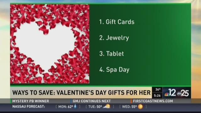 Ways 2 Save: Valentine's Day gifts