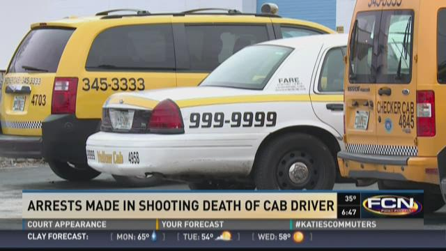 SAO: Arrests made in shooting death of taxi cab driver