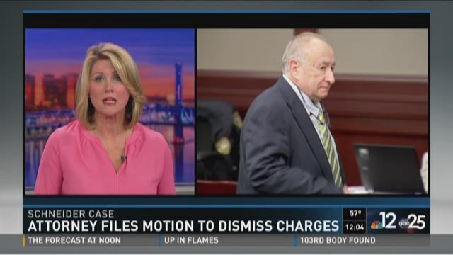 Schneider case: Attorney files motion to dismiss charges