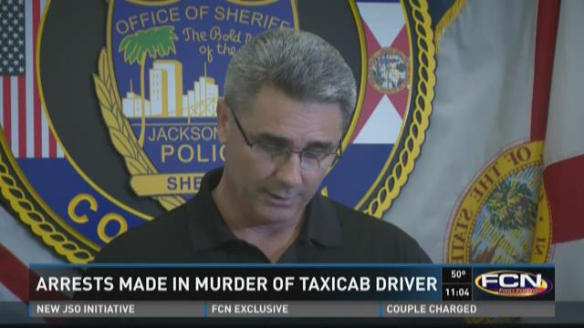 Arrests made in murder of taxicab driver