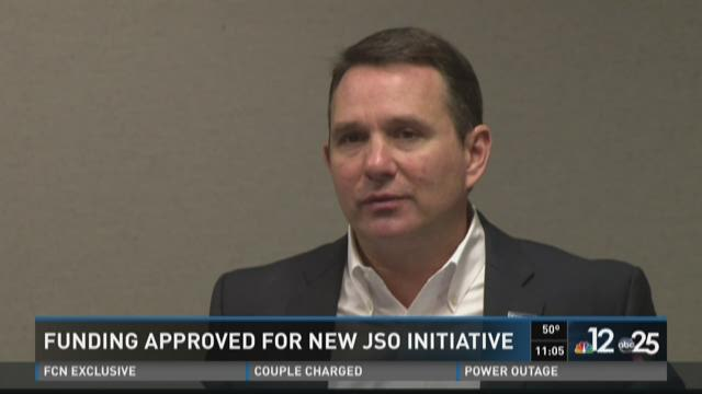 Funding approved for new JSO initiative