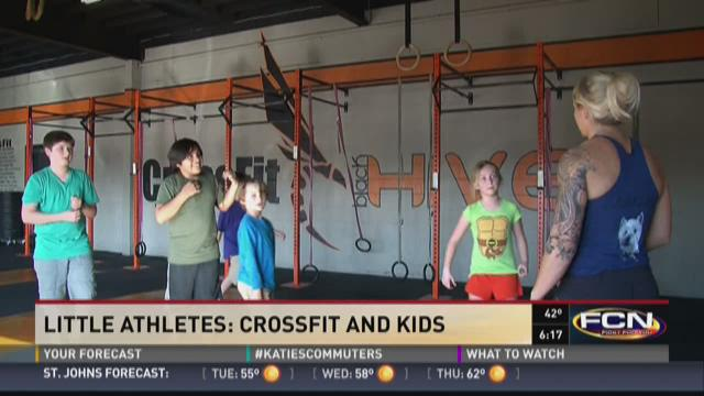 Little Athletes: CrossFit and kids