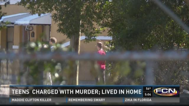 Brothers charged with murder; lived in home