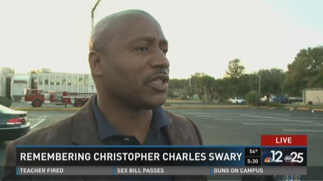 Remembering firefighter Christopher Charles Swary