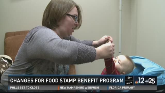 SNAP benefits change puts strain on families and pantries