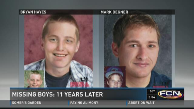 Missing boys: 11 years later