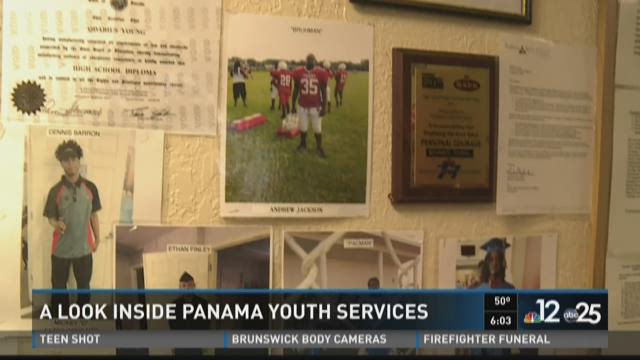 A look inside Panama Youth Services