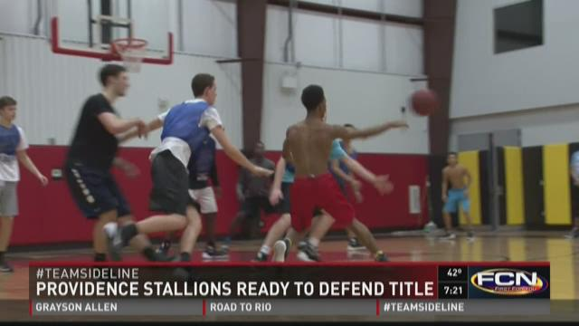 Providence Stallions boys basketball ready to defend state title