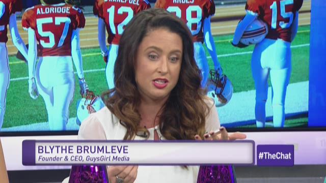 The Chat Thursday February 11: Blythe Brumleve