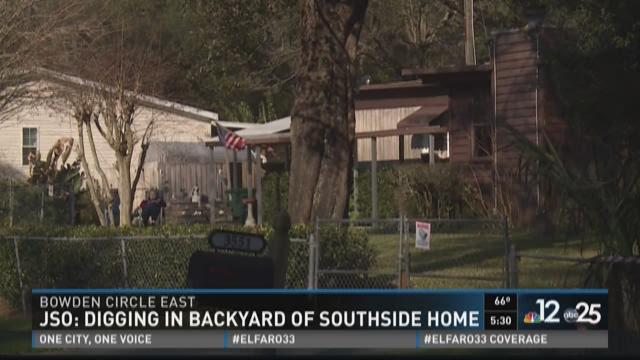 JSO: Investigating Southside home