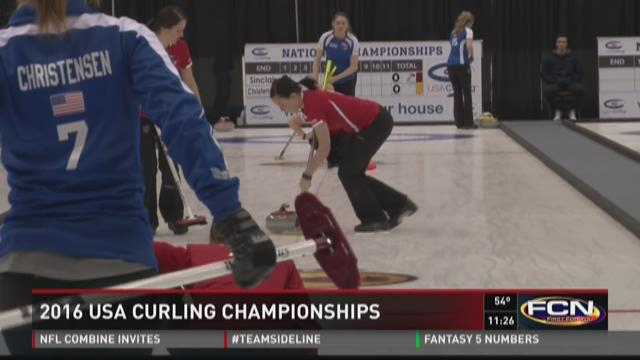 2016 USA Curling National Championships