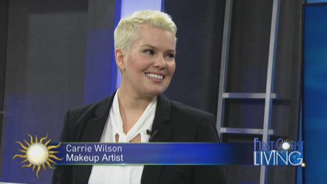 FCL Friday February 12th: Carrie Wilson Makeup - Valentine's Day