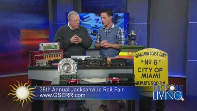 FCL Friday February 12th: Jacksonville Rail Fair