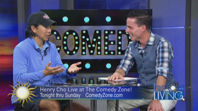FCL Friday February 12th: Comedy - Henry Cho