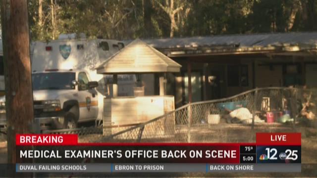 Medical examiner's Office back on scene