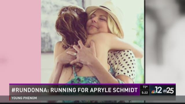 #RunDonna: Running for Apryle Schmidt