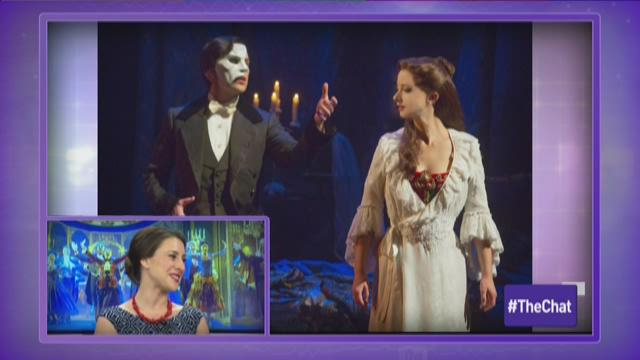 The Chat Friday February 12th: Phantom of the Opera