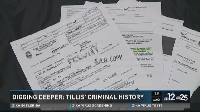 Digging deeper: Who is Russell Tillis?