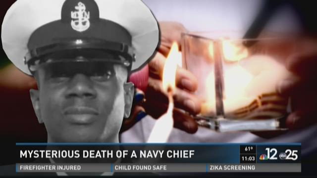 Mystery shrouds death of Navy chief petty officer Kevin Williams