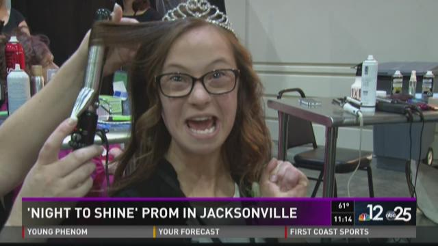 'Night to Shine' Prom in Jacksonville