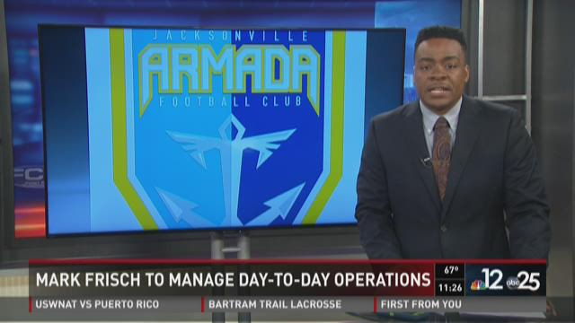 Armada FC owner to take over day-to-day operations