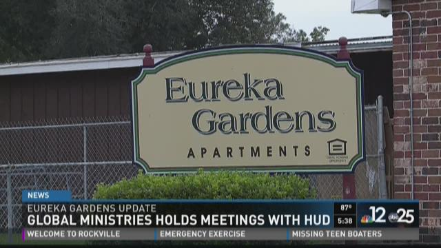 Global Ministries holds meetings with HUD