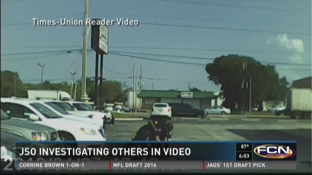 JSO investigating others in video