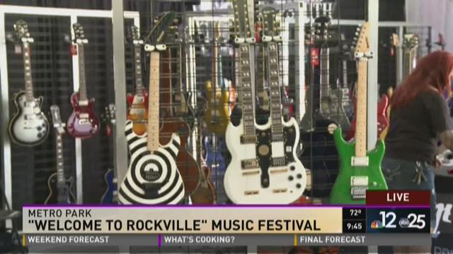 Welcome to Rockville music festival