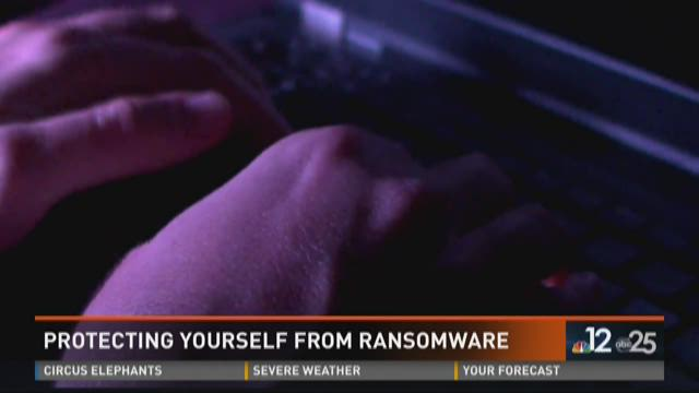Protecting yourself from ransomeware