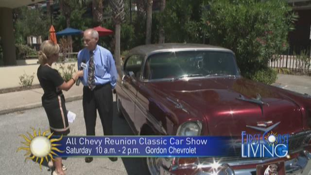 FCL Thursday May 5th: All Chevy Reunion Classic Car Show
