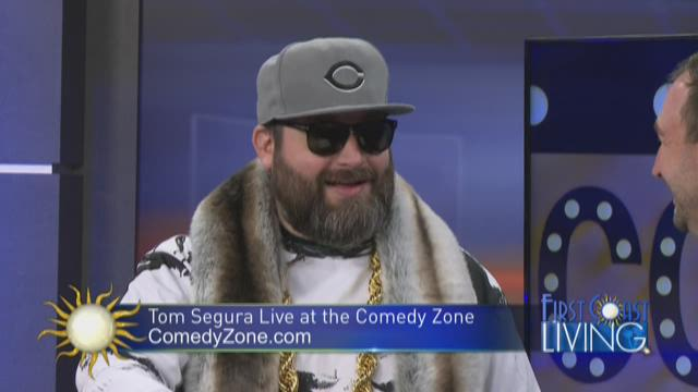 FCL Thursday May 5th: Comedy Zone - Tom Segura