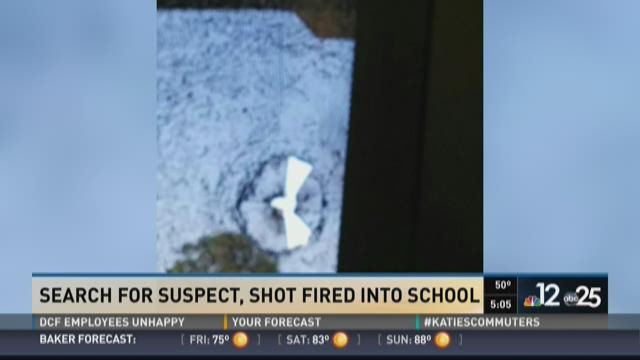 Shot fired into Jefferson Davis middle school