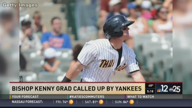 Bishop Kenny grad called up by Yankees
