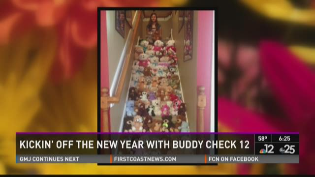 So many of you collected Buddy Bears for chemo patients on the First Coast. Buddy Check 12 and Jeannie Blaylock thank you!