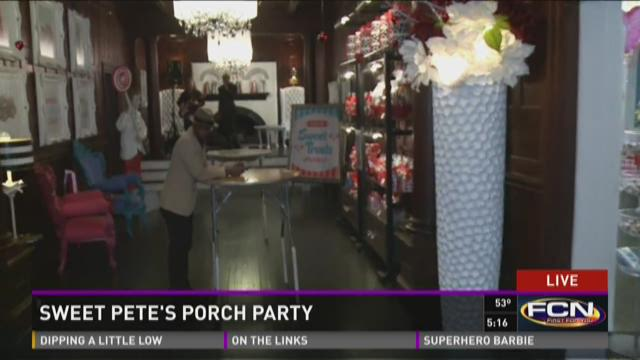 Sweet Pete's Porch Party