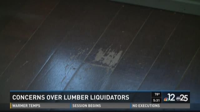 Concerns over Lumber Liquidators