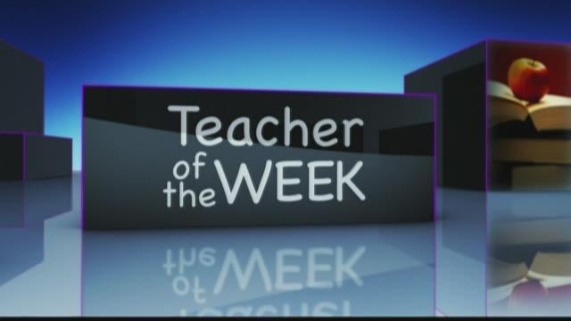 Teacher of the Week Bruce Rosebrock