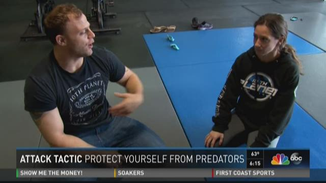 How To Protect Yourself From Predators