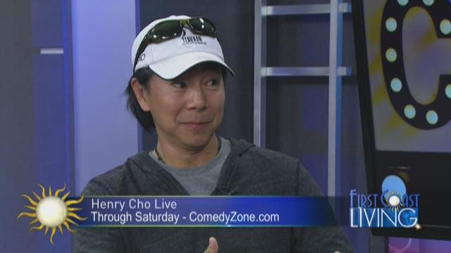 Comedian Henry Cho