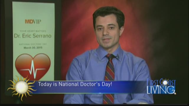 Get Ahead of Heart Health Month with Dr. Eric Serrano