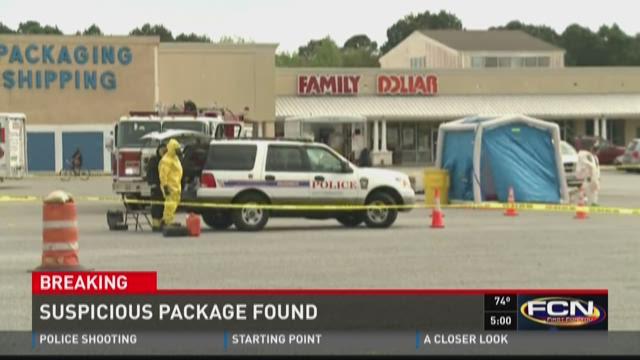 Brunswick Police Department investigating a suspicious