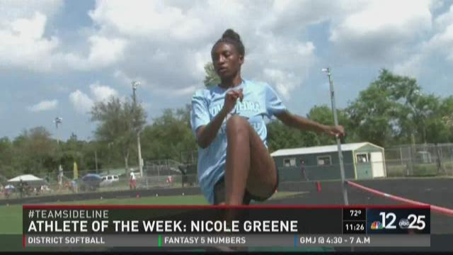 Athlete of the Week: Nicole Greene