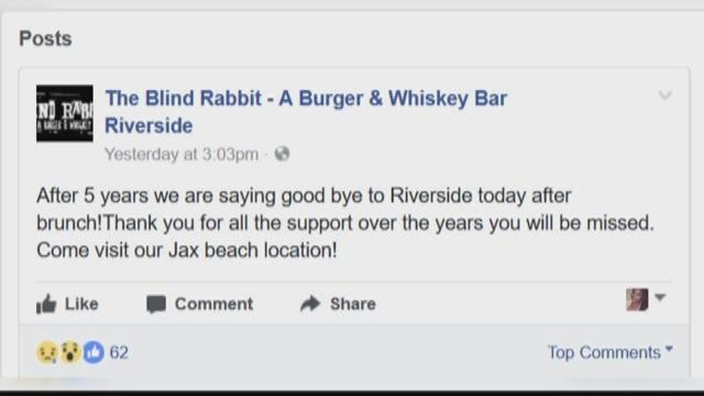 Verify Why Did The Blind Rabbit Close Its Riverside Location